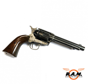 SAA Revolver cal. 0.43 Antik Finish CUSTOM