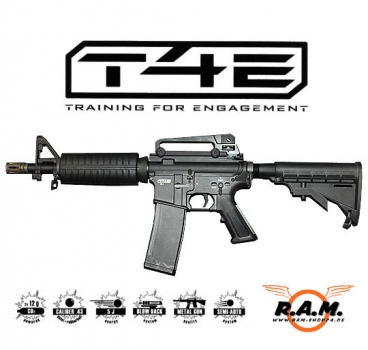 T4E TM4 Real Action Marker New Generation Cal. 0.43 AB - Exclusiv noch bei uns !
