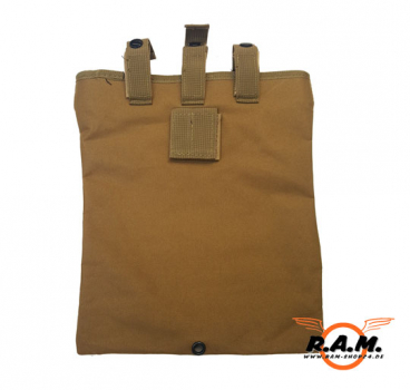 Solidcore Dump Pouch Tan/Coyote