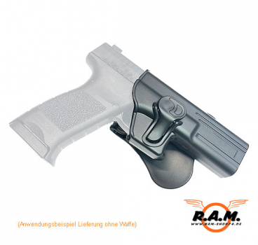 TPM1 Paddle Rotations Holster Combat HAMMER!!