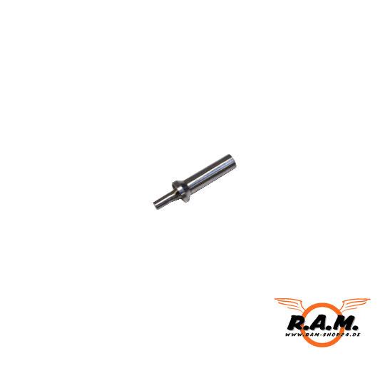 the steel windpipe Aps ram x50 43 paintball pistol parts steel windpipe [cj2-7.
