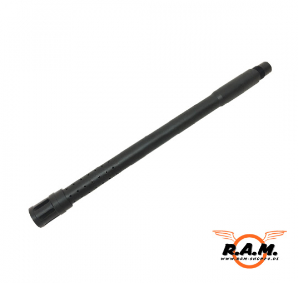"Original RAP4 468 M4 / 14"" Raptor Tactical Barrel, schwarz"