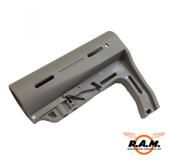 MTA Buttstock/Hinterschaft, Tan/Coyote