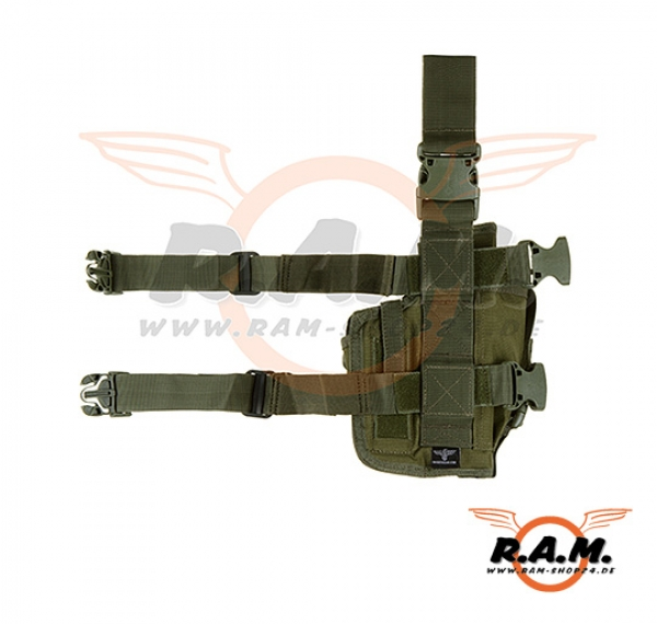 SOF Holster OD (Invader Gear) Left