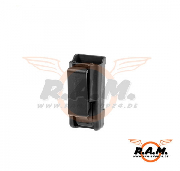 Mag Case Single Row Blackhawk, schwarz, für 9mm Magazine