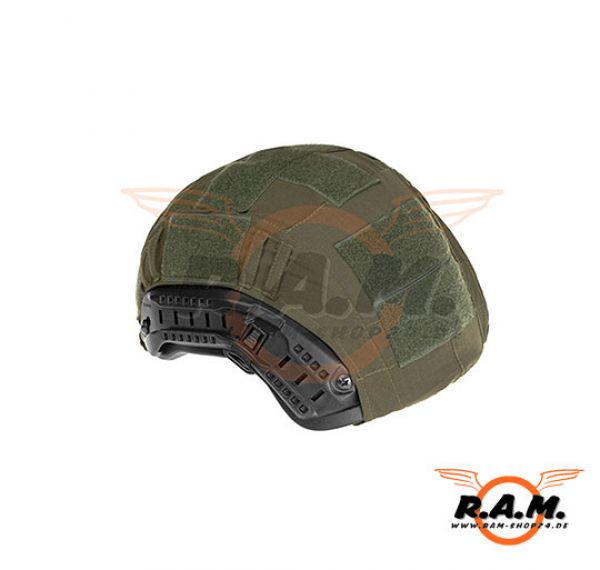 Invader Gear - FAST Helmet Cover in oliv
