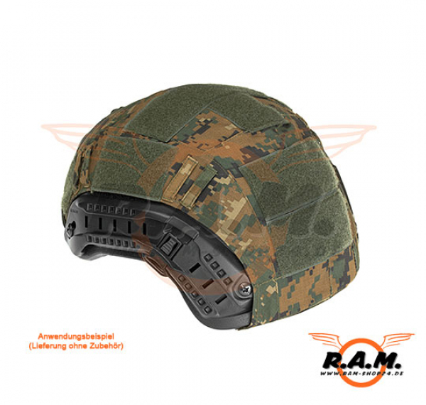 Invader Gear - FAST Helmet Cover in Marpat