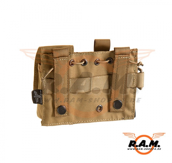 Molle Admin Pouch, Coyote