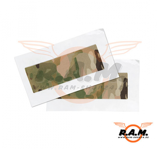 Cloth Repair Patches- Reparaturset Multicam, 2er Pack
