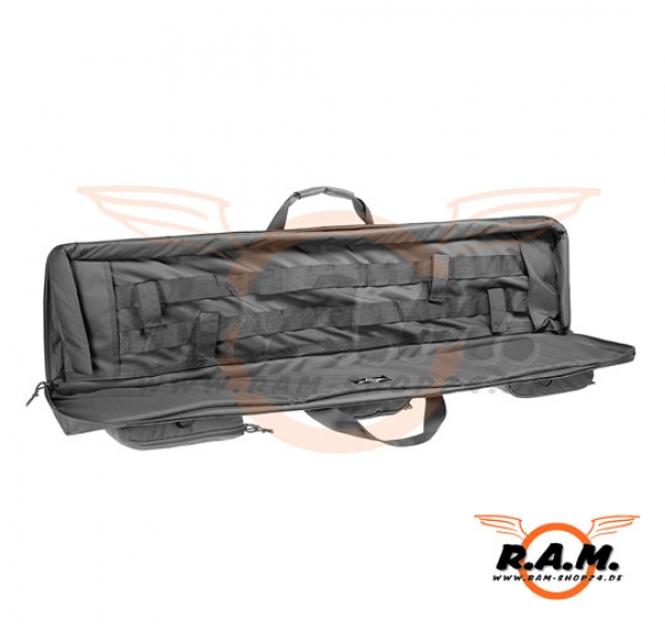 Padded Rifle Carrier Wolf Grey 130 cm (Invader Gear)
