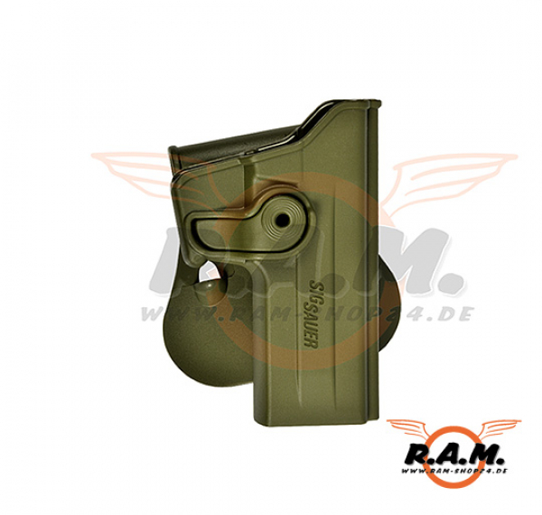 P226 Holster OD (IMI Defense)