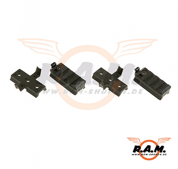 FAST Mount Rail Set