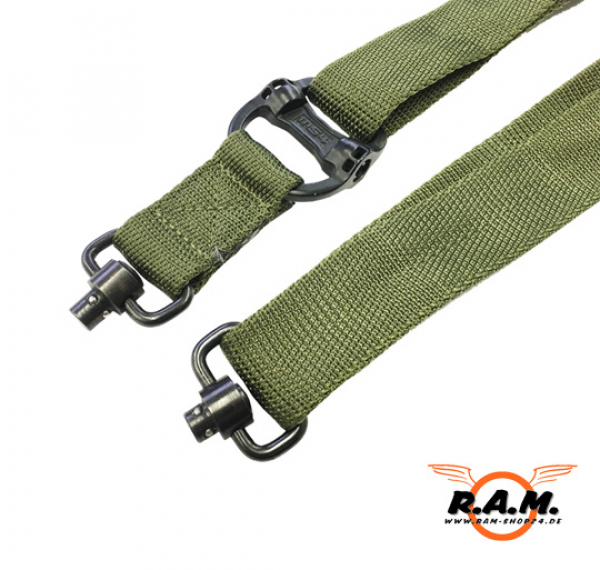 SOLIDCORE MS4 Multi Mission Sling oliv
