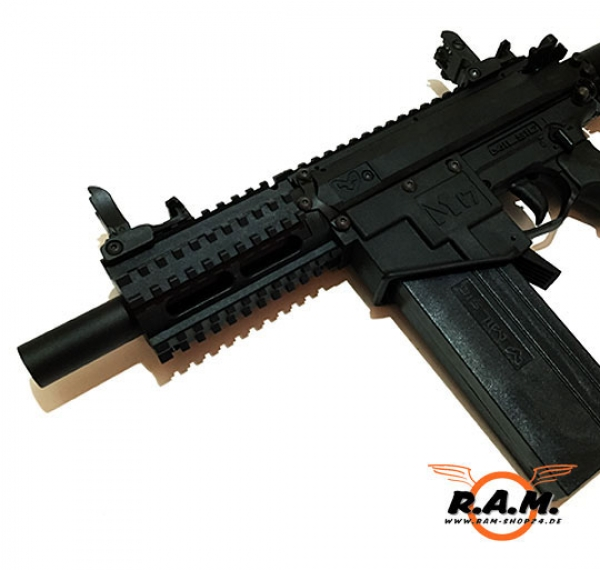 Milsig M17 CQC A2 Plus Paket **Neuste Generation** - ram-shop24 de