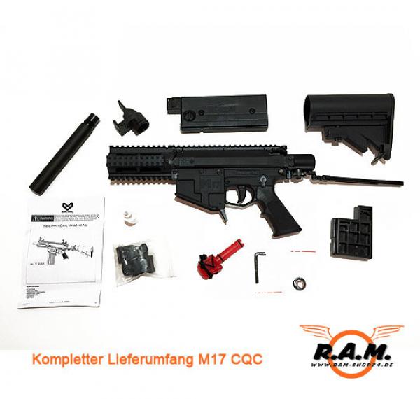 Milsig M17 Cqc A2 Plus Paket Neuste Generation Ram Shop24de