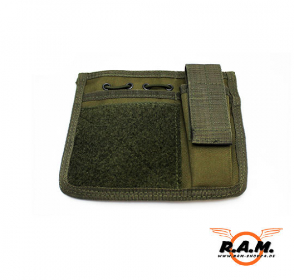Molle Admin Pouch, Oliv