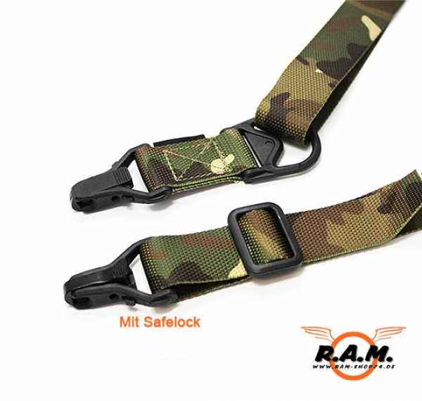 SOLIDCORE MS3 Gen 2 Multi Mission Sling MULTICAM