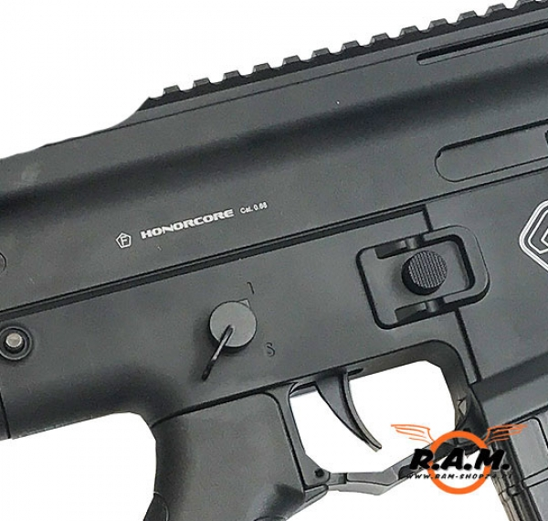 maxtact honorcore paintball magfed markierer cal 068