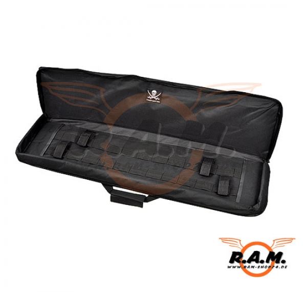 Padded Rifle Carrier Schwarz 110 cm (Invader Gear)