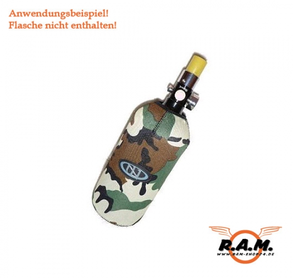 New Legion Bottle Cover HP camo **B-Ware/Aussteller**