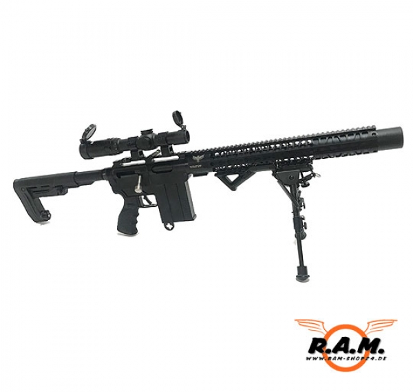 SSR SD ULTIMATE LIMITED EDITION cal. 0.68 HIGH END SNIPER