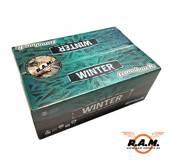 2000er Kiste Tomahawk Premium Winter Paintballs cal. 0.68 **TOP**