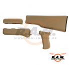 RIS / GRIFF KIT für AK47 in Dark Earth !! DER HAMMER!!