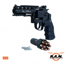 Dan Wesson 4' Revolver 4,5mm