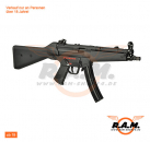MP5 A4 High Cycle (G&G / Combat Machine)
