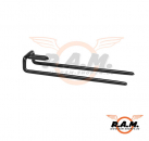 AR-15 Hand Guard Removal Tool Element