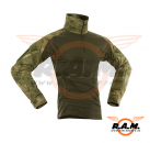 Tactical Combat Shirt Everglade